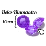 Deko Diamanten 10mm