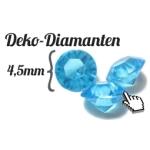 Deko Diamanten 4,5mm