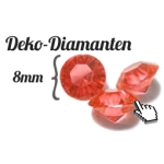 Deko Diamanten 8mm