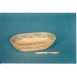 Locker Dekoschale Eckig Aus Bambus