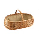 timber basket boiled willow leashes