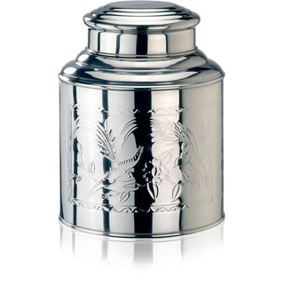 Tea Caddy 1000g Dose, rund