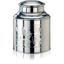 Tea Caddy 1500g Dose, rund