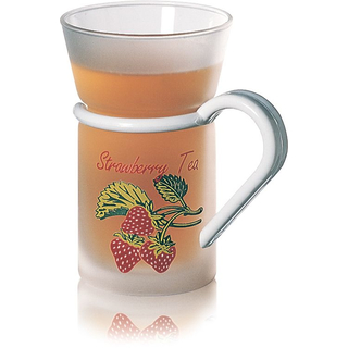 Teeglas - Tropical Fruits - Strawberry Tea