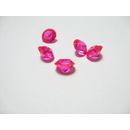 400 pinkfarbene Deko Diamanten 6,5mm
